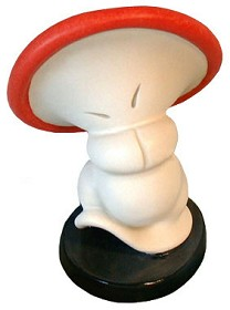 WDCC Disney Classics_Fantasia Medium Mushroom Mushroom Dancer