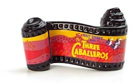 WDCC Disney Classics_Opening Title The Three Caballeros