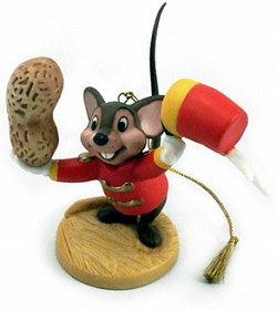 WDCC Disney Classics_Dumbo Timothy Mouse Friendship Offering Ornament