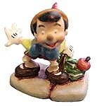 WDCC Disney Classics_Pinocchio Miniature