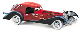 WDCC Disney Classics_One Hundred and One Dalmatians Cruella DeVils Car Cruellas Car