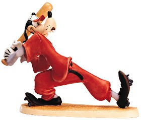 WDCC Disney Classics_How To Play Baseball Goofy Batter Up