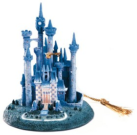 WDCC Disney Classics_Cinderella's Castle Ornament A Castle for Cinderella Ornament