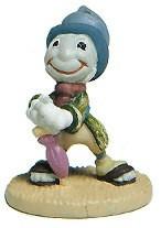 WDCC Disney Classics_Pinocchio Jiminy Cricket Miniature