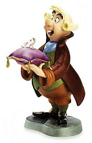 WDCC Disney Classics_Cinderella Footman Presenting The Glass Slipper