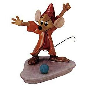 WDCC Disney Classics_Cinderella Jaq You Go Get Some Trimming