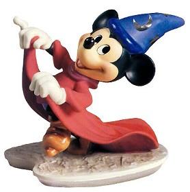WDCC Disney Classics_Fantasia Sorcerer Mickey Mischievous  Apprentice
