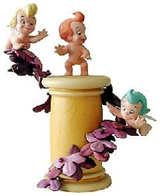 WDCC Disney Classics_Fantasia Cupids On Pillar Love's Little Helpers