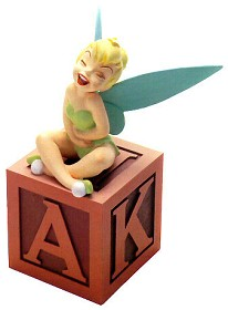 WDCC Disney Classics_Peter Pan Tinker Bell A Firefly A Pixie Amazing