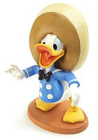 WDCC Disney Classics_Three Caballeros Donald Duck Amigo Donald