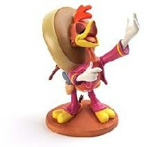 WDCC Disney Classics_Three Caballeros Panchito Amigo Panchito