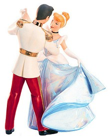 WDCC Disney Classics_Cinderella And Prince Charming So This Is Love