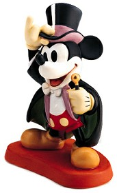 WDCC Disney Classics_Mickey Mouse On With The Show
