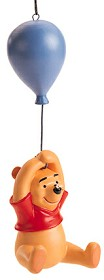 WDCC Disney Classics_Winnie The Pooh Ornament Up To The Honey Tree Ornament