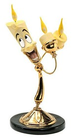 WDCC Disney Classics_Beauty And The Beast Lumiere