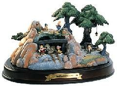 WDCC Disney Classics_Snow White Seven Dwarfs' Jewel Mine