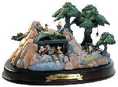 WDCC Disney Classics_Snow White Seven Dwarfs' Jewel Mine