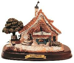 WDCC Disney Classics_Pinocchio Geppetto's Toy Shop