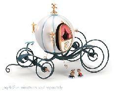 WDCC Disney Classics_Cinderella Coach An Elegant Coach For Cinderella