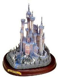 WDCC Disney Classics_Cinderella's Castle