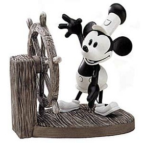 WDCC Disney Classics_Steamboat Willie Mickey Mouse Mickey's Debut