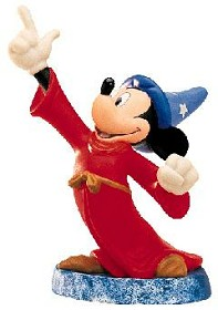 WDCC Disney Classics_Fantasia Sorcerer Mickey Summoning The Stars