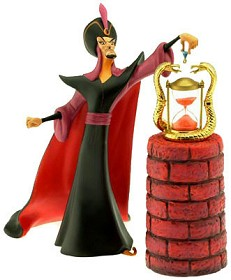 WDCC Disney Classics_Aladdin Jafar Oh Mighty Evil One