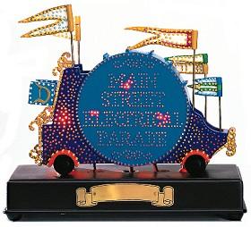 WDCC Disney Classics_Main Street Parade Mickeys Drum