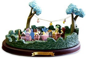 WDCC Disney Classics_Alice In Wonderland Alice's Tea Party