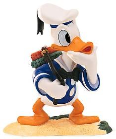 WDCC Disney Classics_Donald Duck Donald's Decision