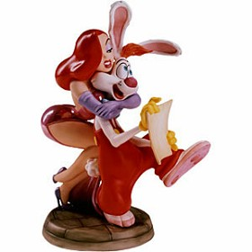 WDCC Disney Classics_Jessica And Roger Rabbit Dear Jessica How Do I Love Thee