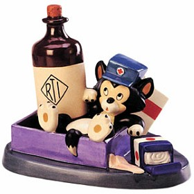 WDCC Disney Classics_First Aiders Figaro First Aid Fiasco Artist Proof #24/25