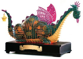 WDCC Disney Classics_Main Street Parade Elliott Petes Dragon