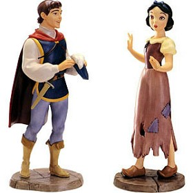 WDCC Disney Classics_Snow White And Prince I'm Wishing For The One I Love