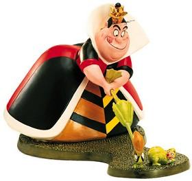 WDCC Disney Classics_Alice In Wonderland Queen Of Hearts Let The Game Begin