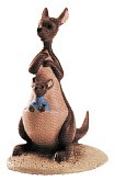 WDCC Disney Classics_Kanga & Roo Miniature