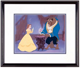 WDCC Disney Classics_Reflection of Love Hand Signed