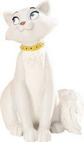 WDCC Disney Classics_The Aristocats Duchess Fetching Feline
