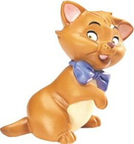 WDCC Disney Classics_The Aristocats Toulouse Little Tiger