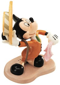 WDCC Disney Classics_The Nifty Nineties Mickey Mouse A Perfect Gent