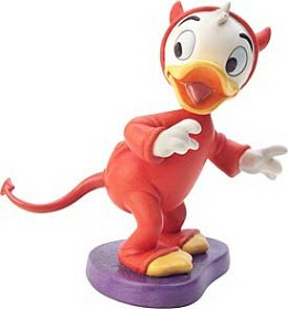 WDCC Disney Classics_Trick Or Treat Nephew Duck Lil Devil