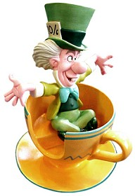 WDCC Disney Classics_Alice In Wonderland Mad Hatter A Mad Whirl