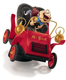 WDCC Disney Classics_Mr Toad Wild Ride