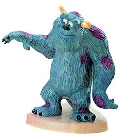 WDCC Disney Classics_Monsters Inc Sulley Good Bye Boo