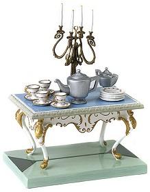 WDCC Disney Classics_Cinderella Table Tea Is Served