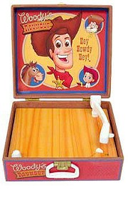 WDCC Disney Classics_Toy Story 2 Record Player Base