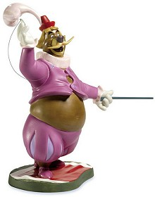 WDCC Disney Classics_Robin Hood Little John Flamboyant Fop