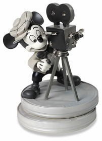 WDCC Disney Classics_Mickey Mouse Club Mickey Mouse Behind The Camera