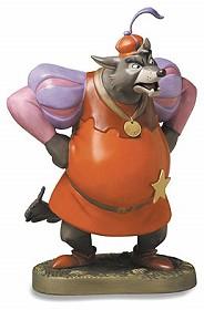 WDCC Disney Classics_Robin Hood Sheriff Of Nottingham Suspicious Sheriff