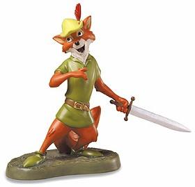 WDCC Disney Classics_Robin Hood Romantic Rogue